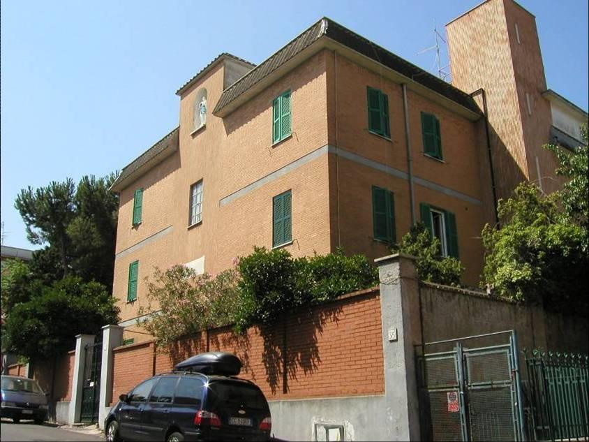 Dom hrvatskih hodočasnika u Rimu