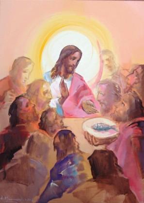 6-Isus se ukazuje ucenicima
